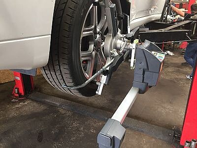 Wheel Alignment Drop Bracket from Absolute Alignment