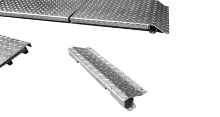 Inspection Lane and Slip Plates